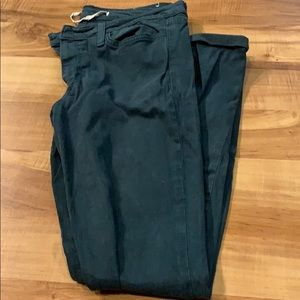 Joes Jeans colored denim
